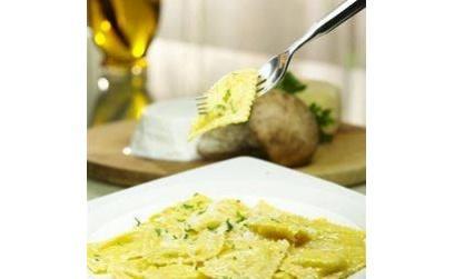 Равіолі «Pasta Fresca» з білими грибами і рікоттою