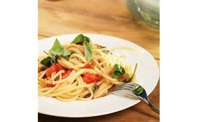 Спагетті аль крудо
