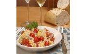 Різотто з запеченими помідорами