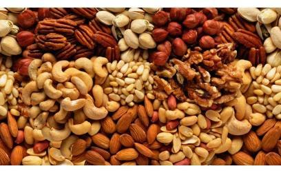 7 найпопулярніших горіхів і їх користь!