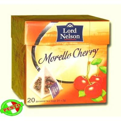В пірамідках Lord Nelson Morello Cherry (вишня) 20 шт