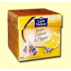 Lord Nelson лимон і запашний перець 20 шт