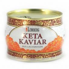 Keta kaviar 0.5 кг (лососева)
