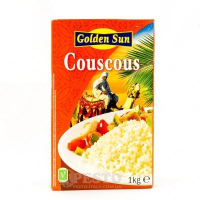 Каша Golden Sun Couscous 1 кг (пшенична)