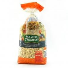 MASTER CRUMBLE з змішаними фруктами 1 кг
