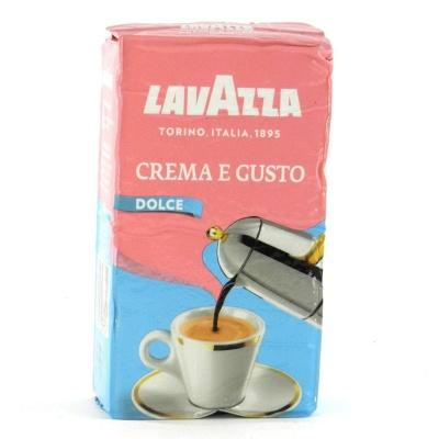 Мелена кава Lavazza Crema e Gusto Dolce 250 г