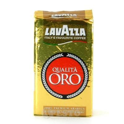 Мелена кава Lavazza Qualita Oro 250 г