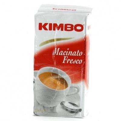 Мелена кава Kimbo Macinato Fresco 250 г