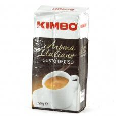Kimbo aroma italiano gusto deciso 250 г