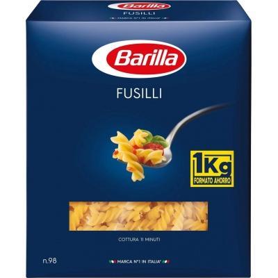 Класичні Barilla Fusilli n.98 1 кг