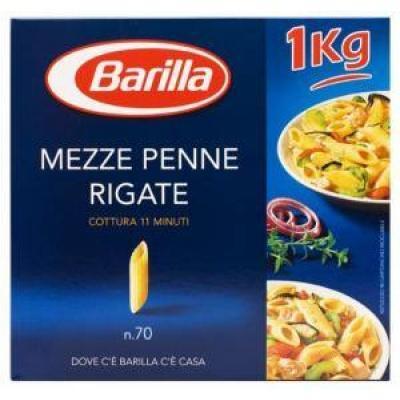Класичні Barilla Mezze Penne Rigate n.70 1 кг