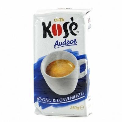 Мелена кава Kose Audace 250 г