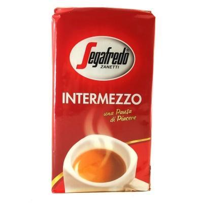 Мелена кава Segafredo Intermezzo 250 г
