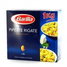 Barilla Pipette Rigate n.86 1 кг