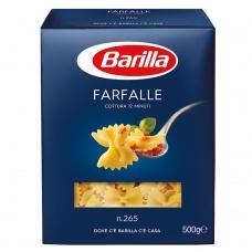 Макарони Barilla Farfalle 265 0,5кг