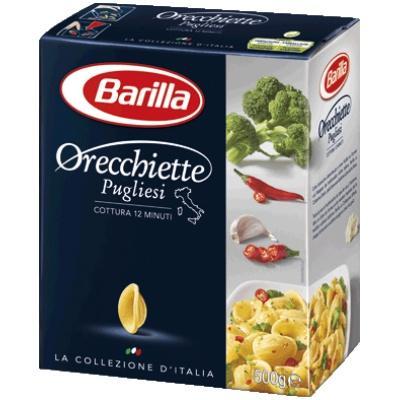 Класичні Barilla Specialita Orecchiette Pugliesi 0.5 кг