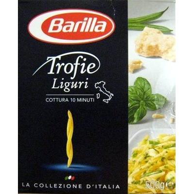 Класичні Barilla Specialita Trofie Liguri 0.5 кг