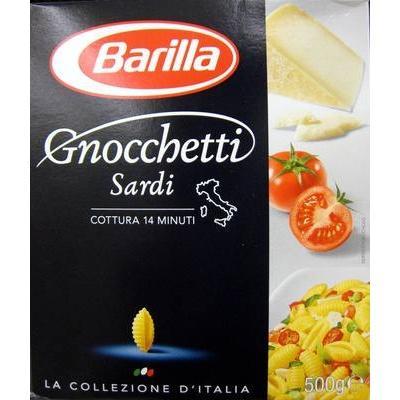 Класичні Barilla Specialita Gnocchetti 0.5 кг