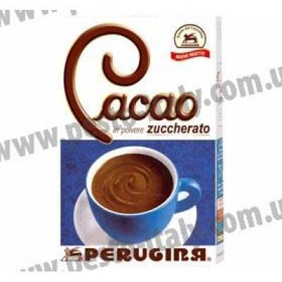 Какао Perugina з цукром 75 г