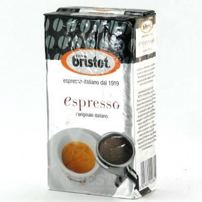 Мелена кава Bristot espresso 250 г