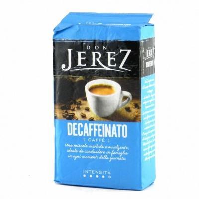 Кава мелена Don Jerez Decaffeinato 250г