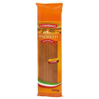 З житньої муки Combino Integrale 0.5 кг (спагетті)