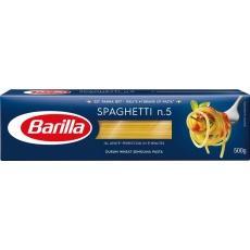 Barilla n.5 0.5 кг (cпагетті)