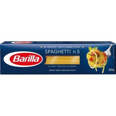 Класичні Barilla n.5 0.5 кг (cпагетті)