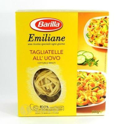 Яєчні Barilla Emiliane tagliatelle гнізда 0.5 кг