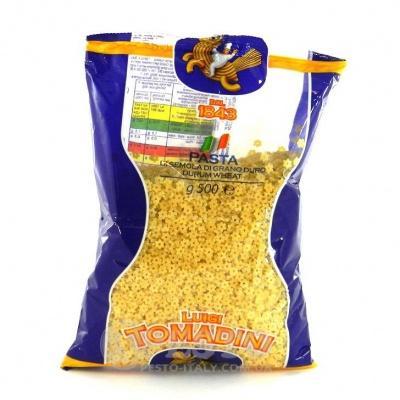 Класичні Tomadini Stelline 0.5 кг