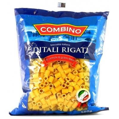 Класичні Combino Ditali Rigati 0.5 кг