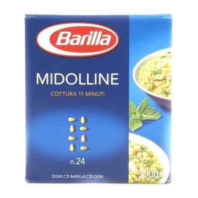 Класичні Barilla Midolline n.24 0.5 кг