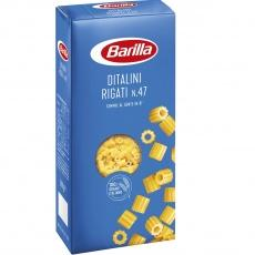 Barilla Ditalini Rigati n.47 0.5 кг