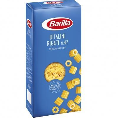 Класичні Barilla Ditalini Rigati n.47 0.5 кг
