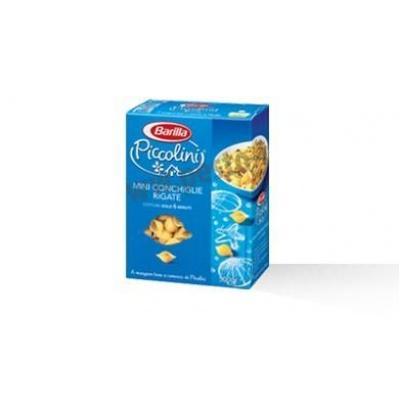 Дитячі Barilla Piccolini Mini Conchiglie Rigate 0.5 кг