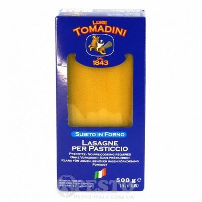 Лазань Tomadini lasagne 0.5 кг