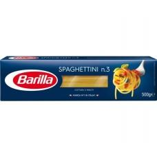 Barilla Spaghettini n.3 0.5 кг
