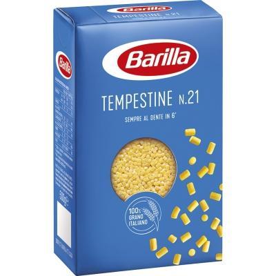 Макарони класичні Barilla Tempestine італійська мука 0,5кг