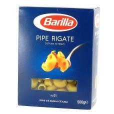 Barilla Pipe Rigate 91 0,5кг