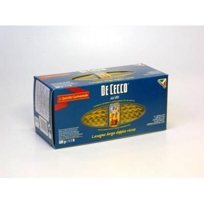 Лазань De Cecco lasagna 0.5 кг