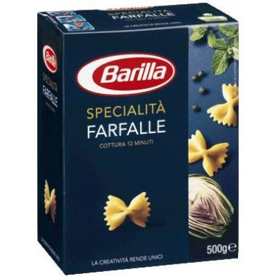 Класичні Barilla Specialita Farfalle 0.5 кг