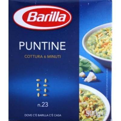 Класичні Barilla Puntine n.23 0.5 кг