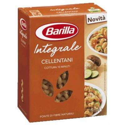 З житньої муки Barilla Integrale Cellentani 0.5 кг