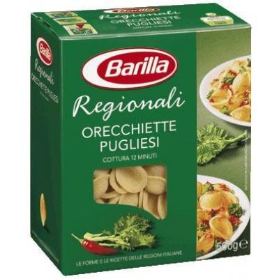 Класичні Barilla Regionali Orecchiette Pugliesi 0.5 кг