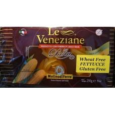Макарони le veneziane fettucce кукурудзяні без глютену 250г