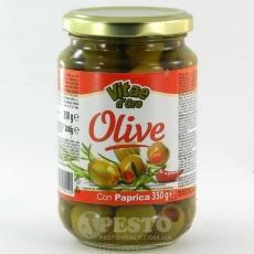 Vita e Doro зелені з перцем 350 г