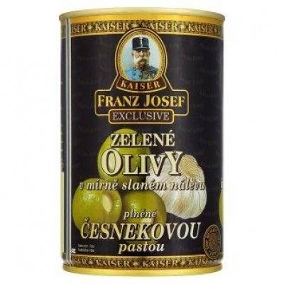 Фаршировані Kaiser Franz Josef Exclusive зелені esnekovou pastou 300 г