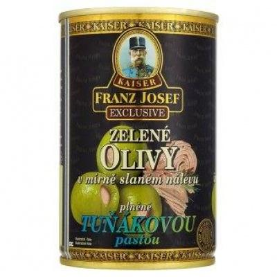 Фаршировані Kaiser Franz Josef Exclusive зелені tuakovou pastou 300 г
