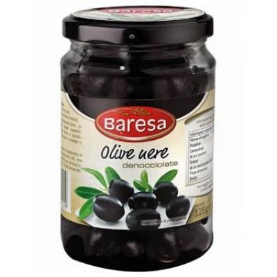 Чорні Baresa olive nere 314 г