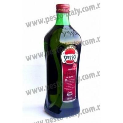 Оливкова Sasso Gusto ricco extra vergine 1 л